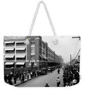 Ford Work Shift Change - Detroit 1916 Weekender Tote Bag
