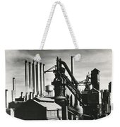 Ford's River Rouge Plant Weekender Tote Bag