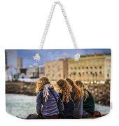 Foreign Students Cadiz Spain Weekender Tote Bag
