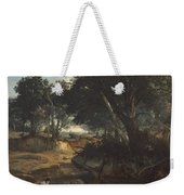 Forest Of Fontainebleau Weekender Tote Bag