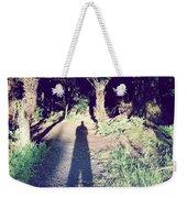 Forest Shadow Weekender Tote Bag