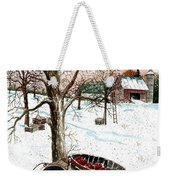 Forgotten Apples Weekender Tote Bag