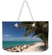 Fort Zachary Taylor Beach Weekender Tote Bag