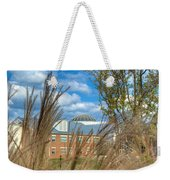 Founders Hall Through The Grasses Weekender Tote Bag