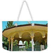 Fountain For Doing Ablutions In Konya-turkey  Weekender Tote Bag
