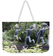 Four Muses Weekender Tote Bag