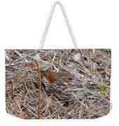 Fox Sparrow 2 Weekender Tote Bag