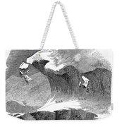 France Mont Blanc, 1851 Weekender Tote Bag