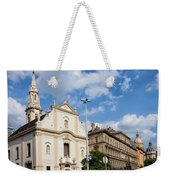 Franciscan Church Of Pest In Budapest Weekender Tote Bag
