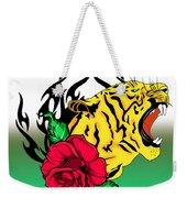 Freak Tiger  Weekender Tote Bag