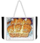 Fresh Homemade Bread Weekender Tote Bag
