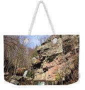 Fresh Water Streams Around Poconos Pa America Usa  Weekender Tote Bag