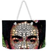 Frida Kahlo Art - Define Beauty Weekender Tote Bag
