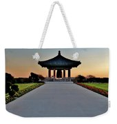 Friendship Bell Weekender Tote Bag
