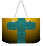Frisbee Salt Cross 7 Weekender Tote Bag