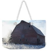 Frosty Barn Weekender Tote Bag