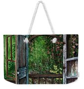 Garden Backyard Weekender Tote Bag