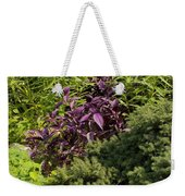 Garden Color At Woodward Park 8f Weekender Tote Bag