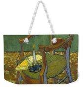 Gauguin's Chair Weekender Tote Bag