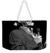 Gene Pitney Weekender Tote Bag