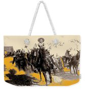 General Pancho Villa At Ojinaga A Military Triumph 1916-2008 Weekender Tote Bag