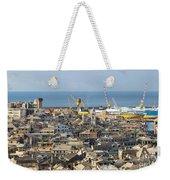 Genova. The Old Town  Weekender Tote Bag