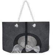 Gentleman Weekender Tote Bag