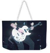 Musician George Thorogood Weekender Tote Bag