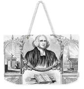 George Whitefield (1714-1770) Weekender Tote Bag