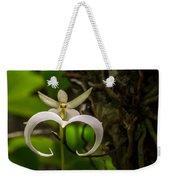 Ghost Orchid Weekender Tote Bag