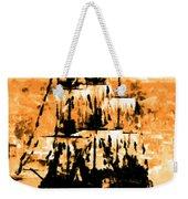 Ghosts Of Gasparilla Weekender Tote Bag