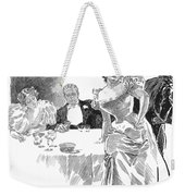 Gibson: Dinner Party Weekender Tote Bag
