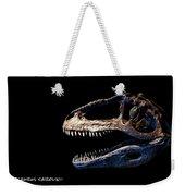 Giganotosaurus Skull 3 Weekender Tote Bag