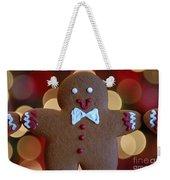 Ginger-bokeh Weekender Tote Bag