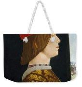 Giovanni II Bentivoglio Weekender Tote Bag
