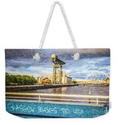 Glasgow Belongs To Us Weekender Tote Bag