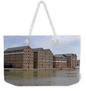Gloucester Docks Weekender Tote Bag