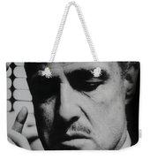 Godfather Weekender Tote Bag