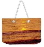 Golden - Sunrise Weekender Tote Bag