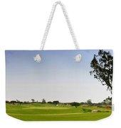 Golf Fairway Weekender Tote Bag