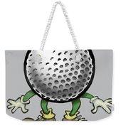 Golf Weekender Tote Bag