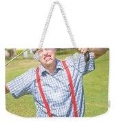 Golf Temper Tantrum Weekender Tote Bag