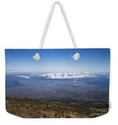 Good Morning Maui Weekender Tote Bag