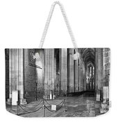 Gothic Church Weekender Tote Bag