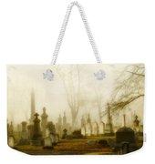 Gothic Autumn Morning Weekender Tote Bag
