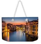 Grand Canal Weekender Tote Bag