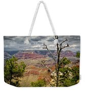 Grand Canyon View From The South Rim Weekender Tote Bag