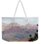 Grand Canyon View Weekender Tote Bag