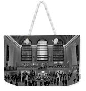 Grand Central Station Bw Weekender Tote Bag