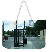 Grand/nordica Cta Bus Terminal Weekender Tote Bag